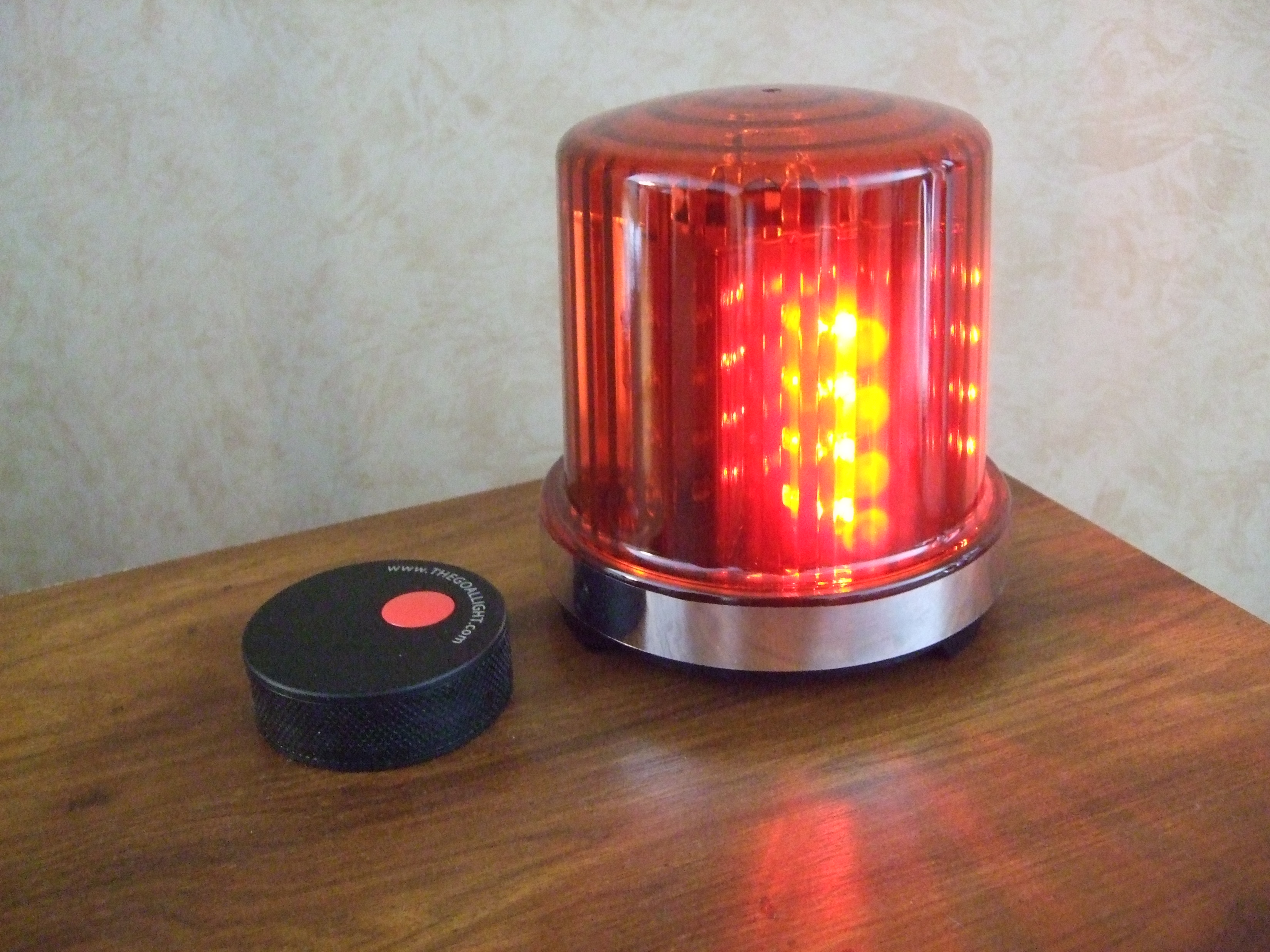 The Goal Light
